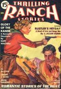 Thrilling Ranch Stories (1933-1953 Standard) Pulp Vol. 10 #2