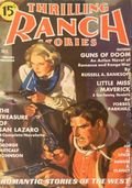 Thrilling Ranch Stories (1933-1953 Standard) Pulp Vol. 11 #1