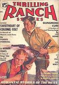 Thrilling Ranch Stories (1933-1953 Standard) Pulp Vol. 11 #3