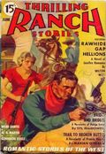 Thrilling Ranch Stories (1933-1953 Standard) Pulp Vol. 13 #3