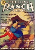 Thrilling Ranch Stories (1933-1953 Standard) Pulp Vol. 14 #1