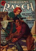 Thrilling Ranch Stories (1933-1953 Standard) Pulp Vol. 15 #1