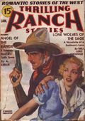 Thrilling Ranch Stories (1933-1953 Standard) Pulp Vol. 16 #2