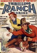 Thrilling Ranch Stories (1933-1953 Standard) Pulp Vol. 17 #1