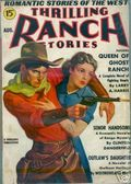 Thrilling Ranch Stories (1933-1953 Standard) Pulp Vol. 20 #1