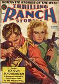 Thrilling Ranch Stories (1933-1953 Standard) Pulp Vol. 21 #3
