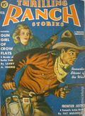 Thrilling Ranch Stories (1933-1953 Standard) Pulp Vol. 23 #1