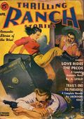 Thrilling Ranch Stories (1933-1953 Standard) Pulp Vol. 23 #2