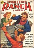 Thrilling Ranch Stories (1933-1953 Standard) Pulp Vol. 24 #1