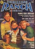 Thrilling Ranch Stories (1933-1953 Standard) Pulp Vol. 24 #2