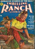 Thrilling Ranch Stories (1933-1953 Standard) Pulp Vol. 25 #1