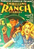 Thrilling Ranch Stories (1933-1953 Standard) Pulp Vol. 25 #3