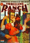 Thrilling Ranch Stories (1933-1953 Standard) Pulp Vol. 28 #2