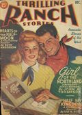 Thrilling Ranch Stories (1933-1953 Standard) Pulp Vol. 30 #3