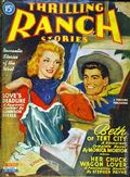 Thrilling Ranch Stories (1933-1953 Standard) Pulp Vol. 31 #2
