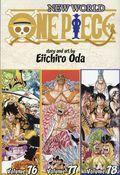 One Piece TPB (2009- Viz) 3-in-1 Volume 76-78-1ST