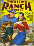 Thrilling Ranch Stories (1933-1953 Standard) Pulp Vol. 32 #1