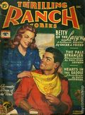 Thrilling Ranch Stories (1933-1953 Standard) Pulp Vol. 32 #3