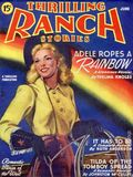 Thrilling Ranch Stories (1933-1953 Standard) Pulp Vol. 33 #3