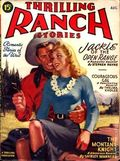 Thrilling Ranch Stories (1933-1953 Standard) Pulp Vol. 34 #1