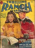 Thrilling Ranch Stories (1933-1953 Standard) Pulp Vol. 34 #2