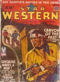 Star Western (1933-1954 Popular) Pulp Vol. 29 #1