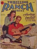 Thrilling Ranch Stories (1933-1953 Standard) Pulp Vol. 35 #1