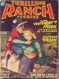 Thrilling Ranch Stories (1933-1953 Standard) Pulp Vol. 35 #3