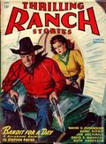 Thrilling Ranch Stories (1933-1953 Standard) Pulp Vol. 36 #1