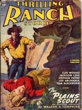 Thrilling Ranch Stories (1933-1953 Standard) Pulp Vol. 36 #2