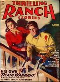 Thrilling Ranch Stories (1933-1953 Standard) Pulp Vol. 36 #3