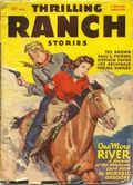 Thrilling Ranch Stories (1933-1953 Standard) Pulp Vol. 37 #1
