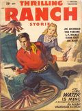 Thrilling Ranch Stories (1933-1953 Standard) Pulp Vol. 37 #2
