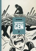Barefoot Gen TPB (2004-2009 Last Gasp) A Cartoon Story of Hiroshima New Edition 2-REP