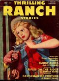 Thrilling Ranch Stories (1933-1953 Standard) Pulp Vol. 37 #3