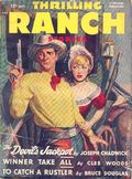 Thrilling Ranch Stories (1933-1953 Standard) Pulp Vol. 38 #1