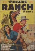 Thrilling Ranch Stories (1933-1953 Standard) Pulp Vol. 38 #2