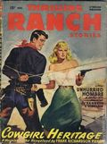 Thrilling Ranch Stories (1933-1953 Standard) Pulp Vol. 39 #1