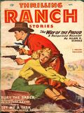 Thrilling Ranch Stories (1933-1953 Standard) Pulp Vol. 40 #1