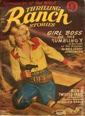 Thrilling Ranch Stories (1933-1953 Standard) Pulp Vol. 40 #2