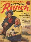 Thrilling Ranch Stories (1933-1953 Standard) Pulp Vol. 40 #3