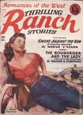 Thrilling Ranch Stories (1933-1953 Standard) Pulp Vol. 41 #1