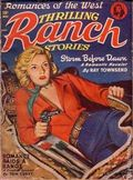 Thrilling Ranch Stories (1933-1953 Standard) Pulp Vol. 41 #2