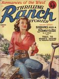 Thrilling Ranch Stories (1933-1953 Standard) Pulp Vol. 41 #3