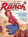 Thrilling Ranch Stories (1933-1953 Standard) Pulp Vol. 42 #1