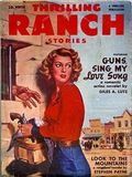 Thrilling Ranch Stories (1933-1953 Standard) Pulp Vol. 42 #2