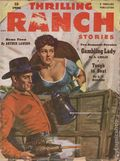 Thrilling Ranch Stories (1933-1953 Standard) Pulp Vol. 42 #3