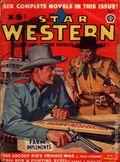Star Western (1933-1954 Popular) Pulp Vol. 33 #2