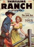 Thrilling Ranch Stories (1933-1953 Standard) Pulp Vol. 43 #1