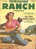 Thrilling Ranch Stories (1933-1953 Standard) Pulp Vol. 43 #3